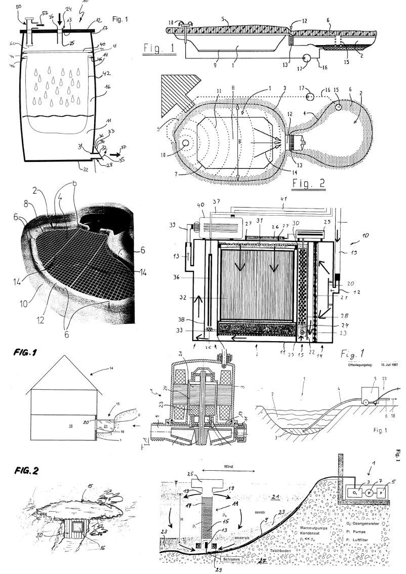 Gartenteich selbst bauen technik 1582 seiten for Tondichtung teich