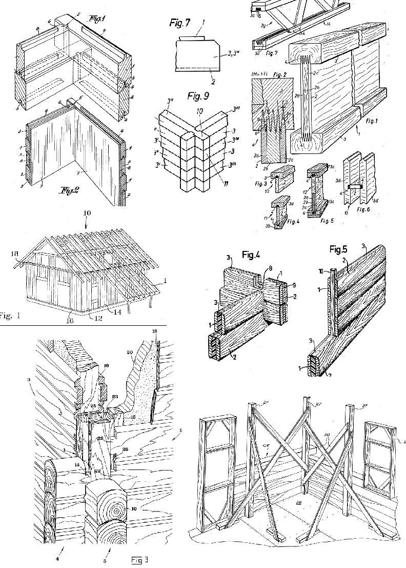 blockhaus blockh tte selbst bauen 2400 seiten technik ebay. Black Bedroom Furniture Sets. Home Design Ideas