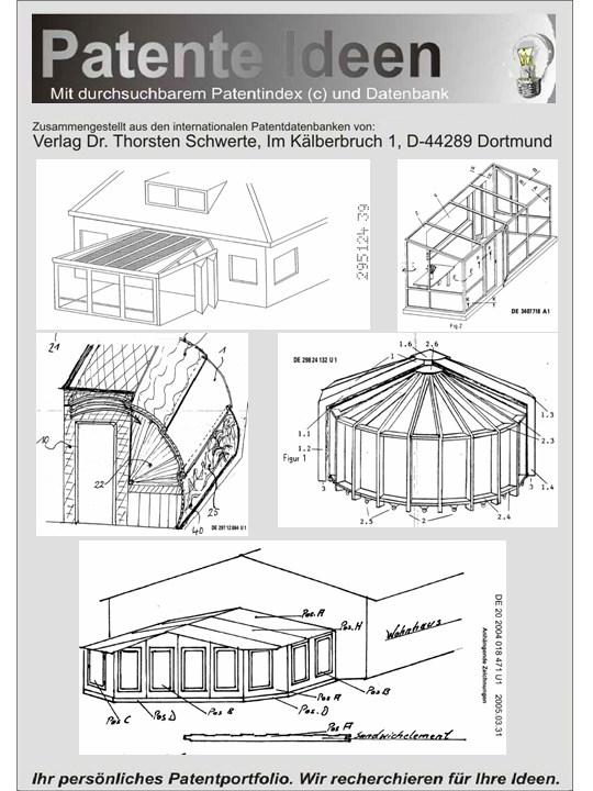 Wintergarten selbst bauen Technologie auf 533 Seiten! | eBay