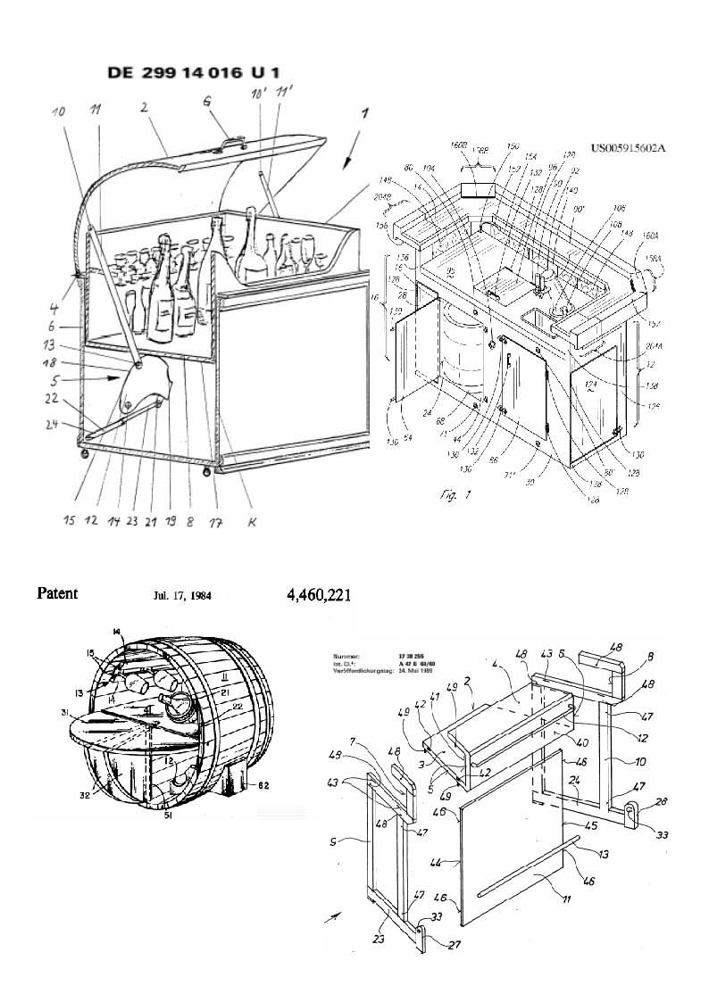 Hausbar selber bauen geniale Ideen aus 135 Patenten | eBay